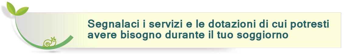 Modulo per servizi